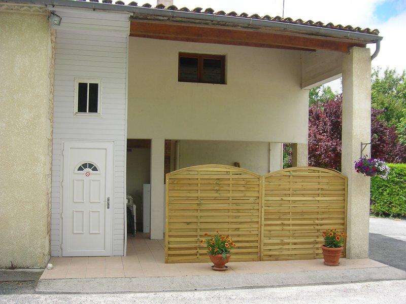 Appartement tout confort  pres de Royan, casa vacanza a Semussac