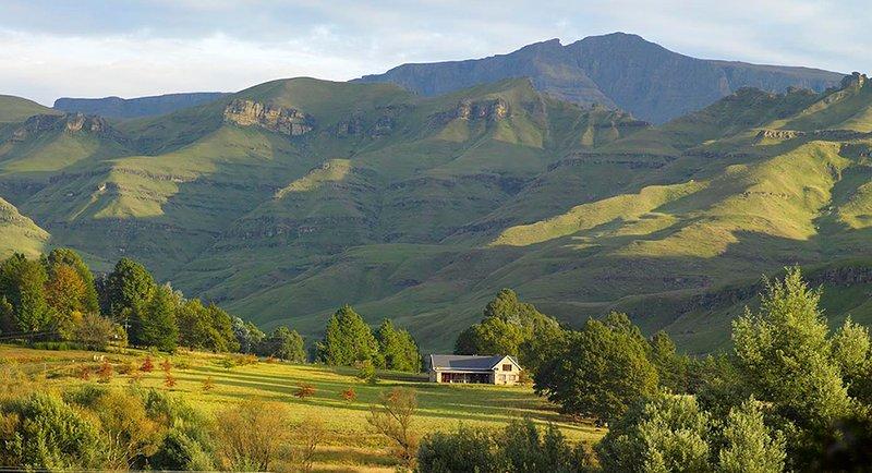 Elands Rust, holiday rental in Drakensberg Region