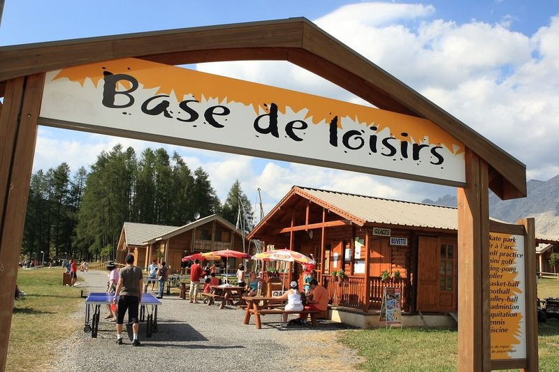 Leisure base