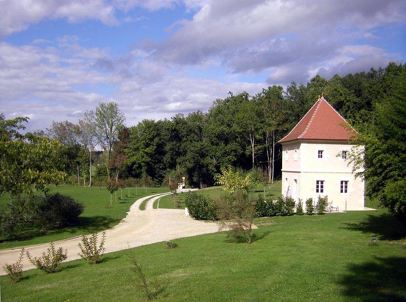 Domaine Jean Got Gîtes de vacances La Tour pour 4 personnes proche Saint Emilion, holiday rental in Cessac