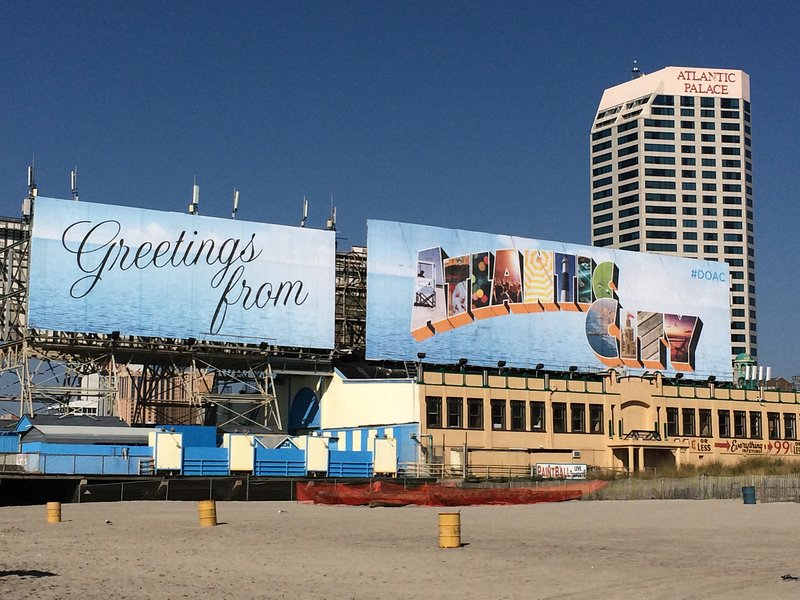 Atlantic City is waiting for you!