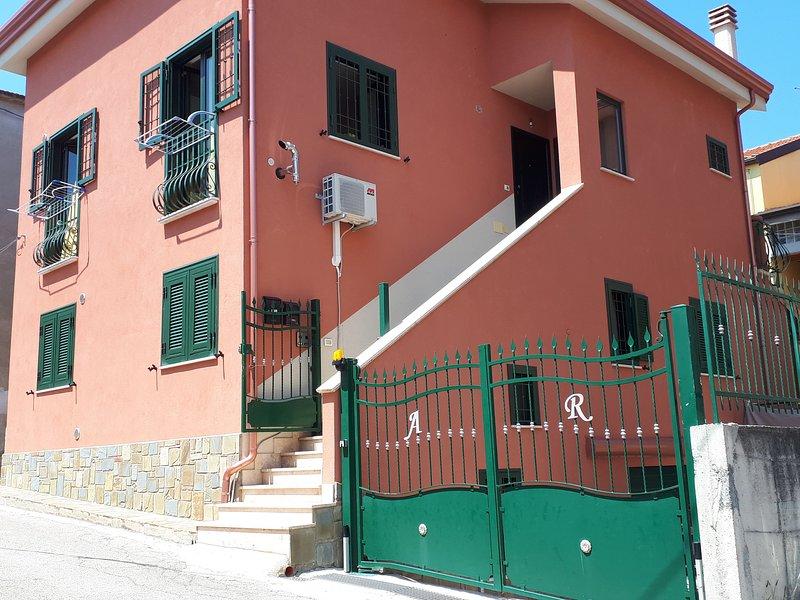 Villa-Rosangela Agropoli, location de vacances à Agropoli
