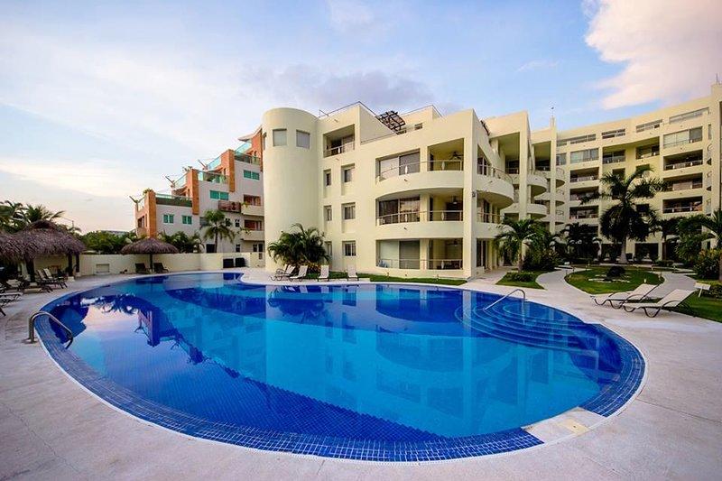 Apartamento Nitta de Lujo frente al mar, alquiler de vacaciones en Flamingos