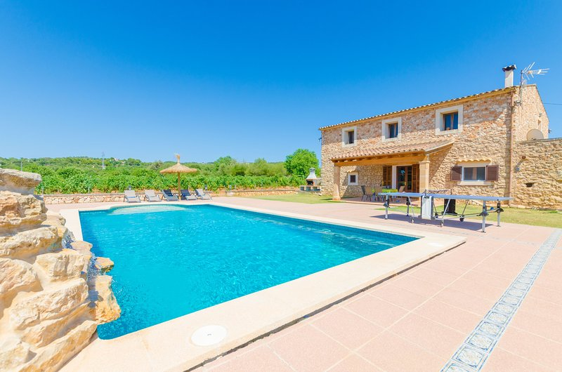 CAN PALLETA (SON PROHENS) - Villa for 5 people in Son Prohens (Felanitx), vacation rental in Son Macia