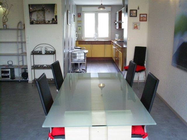 APPART' MEUBLÉ NANCY-LAXOU 90m² 1 à 6 personnes, Ferienwohnung in Vandoeuvre-les-Nancy
