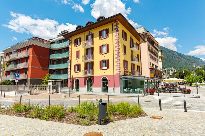 Residenza IL CASTELLO, holiday rental in Chiuro