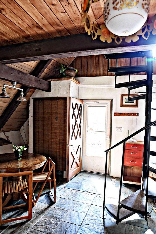 monte Baker Lodging - Cabaña # 24 - VISTAS AL MT, CHIMENEA, CUBIERTA, BBQ, SLEEPS 4!