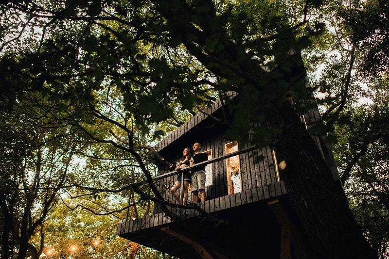 DUBoDOM treehouse, casa vacanza a Slovacchia