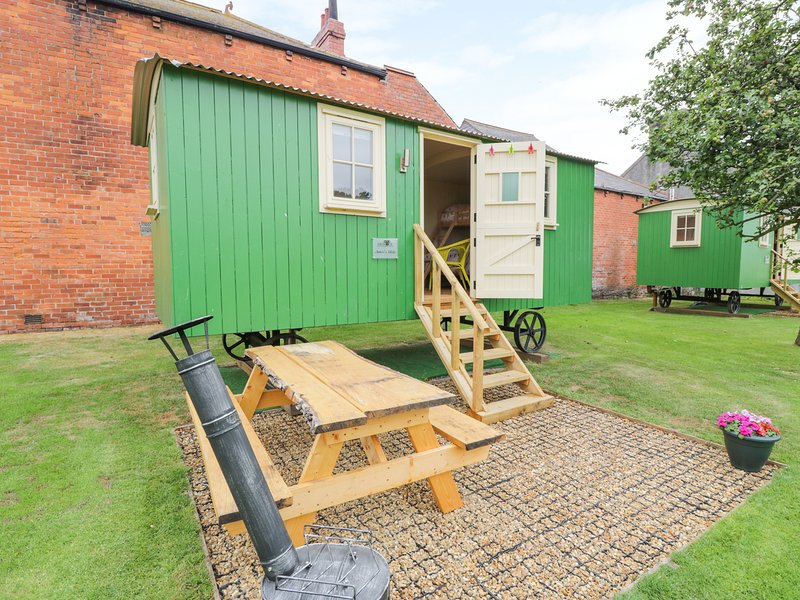 Jaimie's Hide, Bowness-on-solway, holiday rental in Bowness on Solway