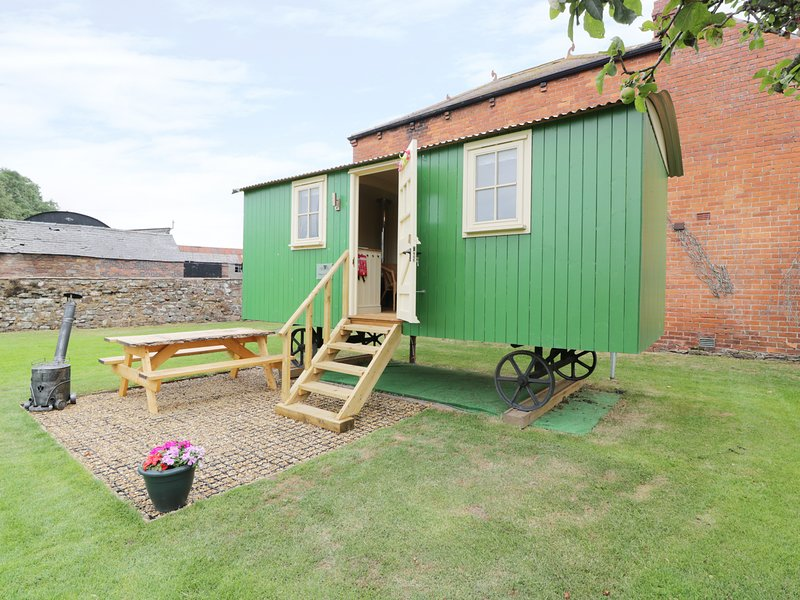 Hannah's Hide, Bowness-on-solway, holiday rental in Bowness on Solway