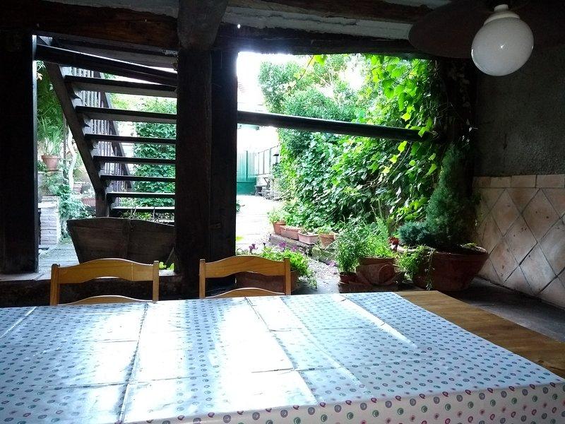 La Carpintería del abuelo, holiday rental in Canillas de Rio Tuerto