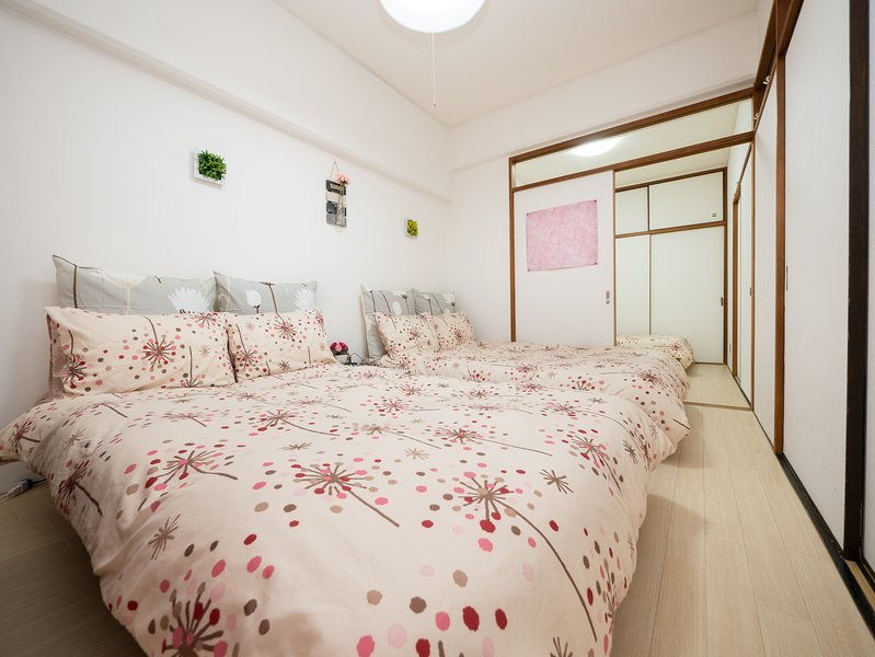 73bnb Hotel Apartment Ebisucho #2, holiday rental in Namba