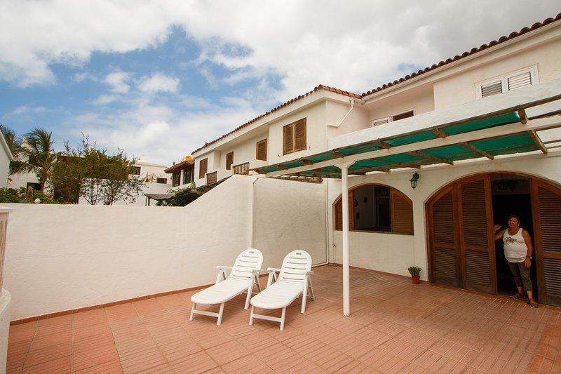 Casa Fatima, holiday rental in Puerto de las Nieves