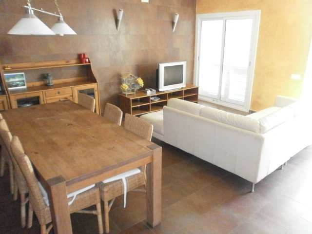 Beautiful house with sea view, holiday rental in L'Almadrava
