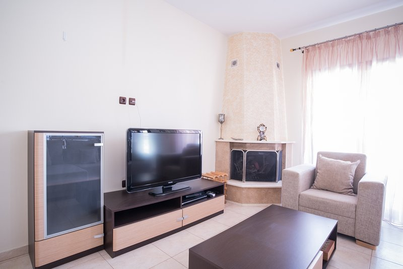 Quintessence Home Limani, holiday rental in Metamorfosi