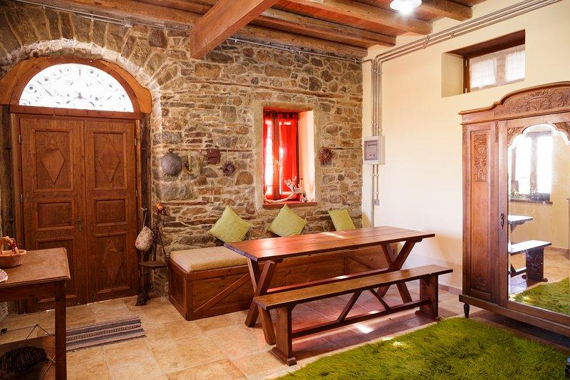 'Iali' Cottage House, casa vacanza a Prinos