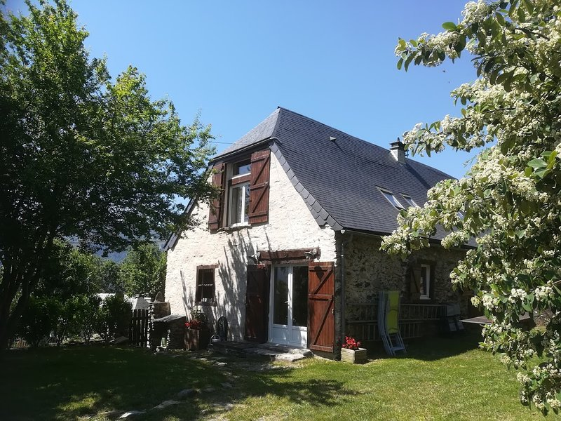CHALET PITTORESQUE DE MONTAGNE, holiday rental in Salles