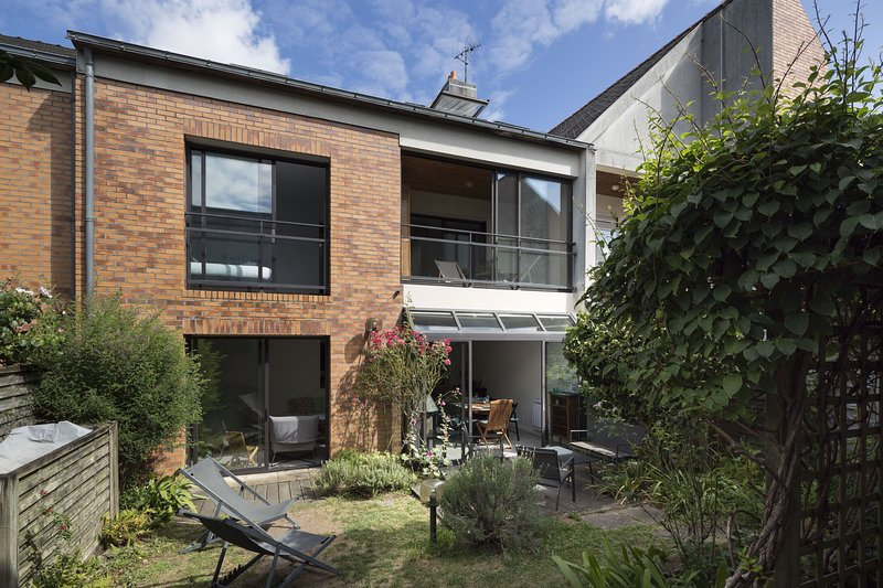 Le Patio, Maison 8-10 couchages avec garage, vakantiewoning in Sautron
