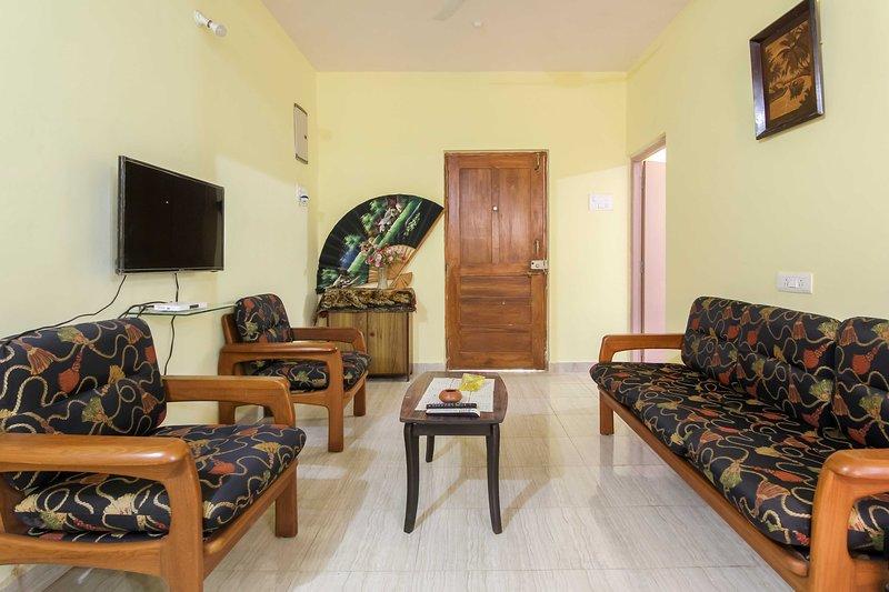 Pinto holiday villas - 3 bedroom Villa Brian in North Goa, vacation rental in Porvorim