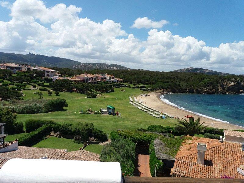Cala del Faro beach