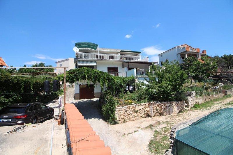 Two bedroom apartment Grebaštica, Šibenik (A-480-a), holiday rental in Grebastica