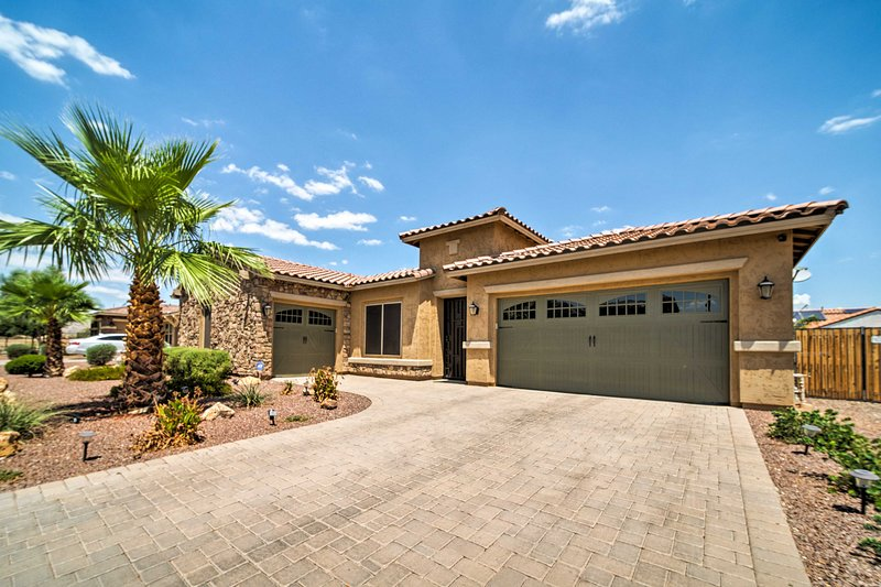With amenities and luxuries galore, this home is truly one of Arizona's best!