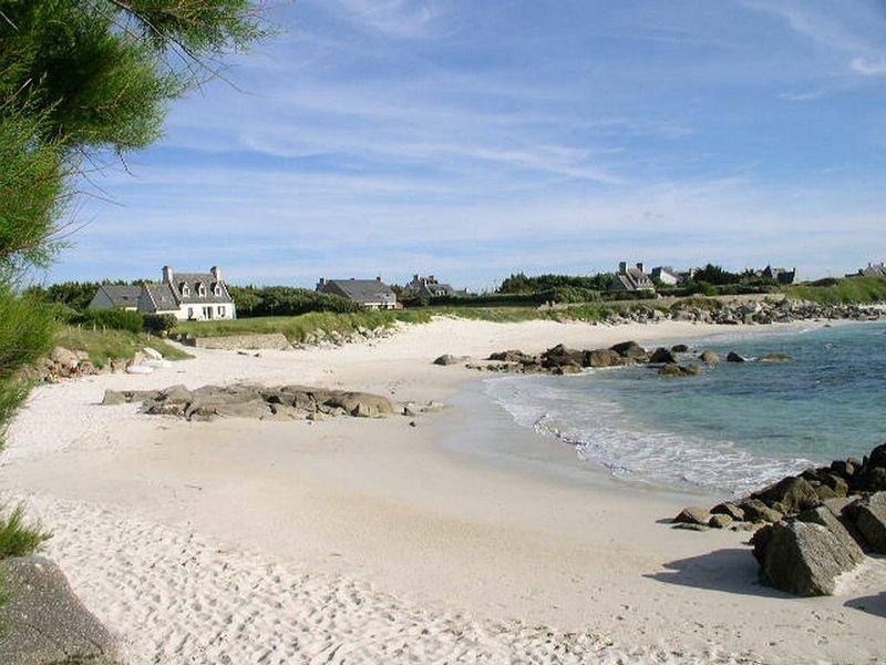 Maison de vacances, en Bretagne, bord de mer et plages. UPDATED