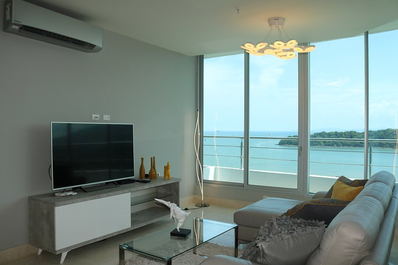 15B Spectacular Luxury Condo In Playa Bonita Just Outside Panama City, aluguéis de temporada em Isla Taboga