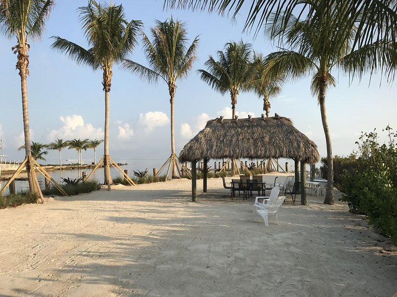 Shared with Keys Cove Guest... Beach, Tiki and Dock
