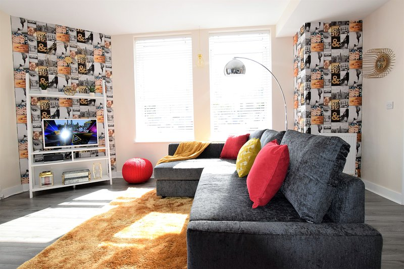 The Old Bank 1 - yourapartment, holiday rental in Keynsham