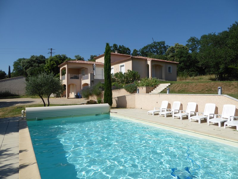 MAS DISON, holiday rental in Saint-Maurice-de-Cazevieille
