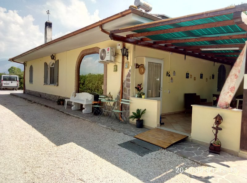 casadolcecasalatina, vacation rental in Latina Scalo