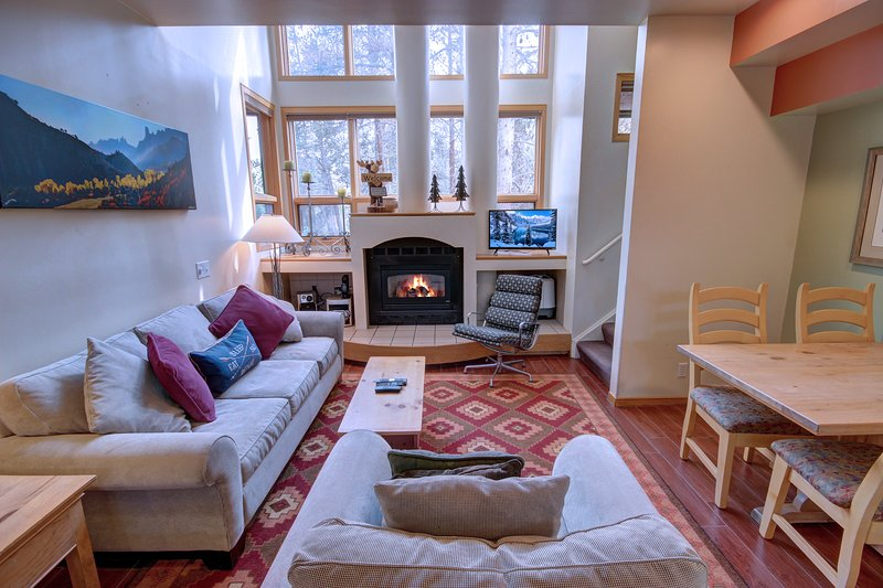Perfect vacation townhome for your Keystone getaway!