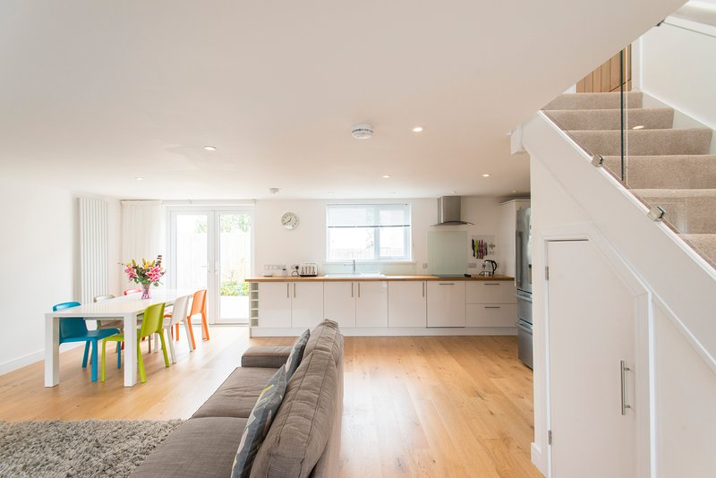 Specious open-plan living - perfect for sharing with family and friends