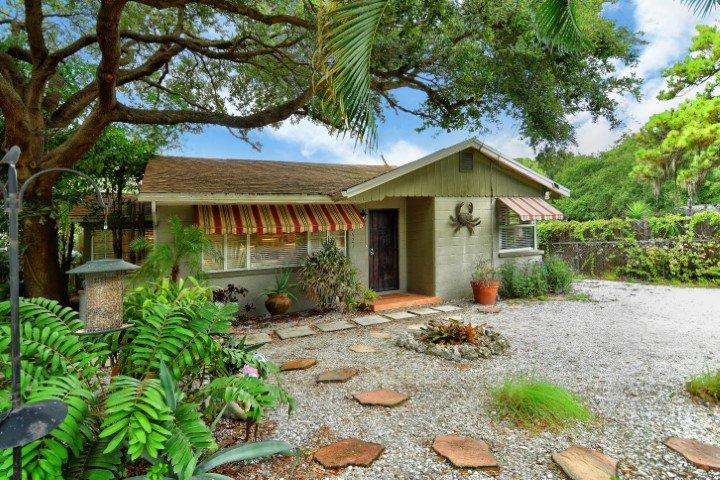 Casa de estilo Rancho con Encanto