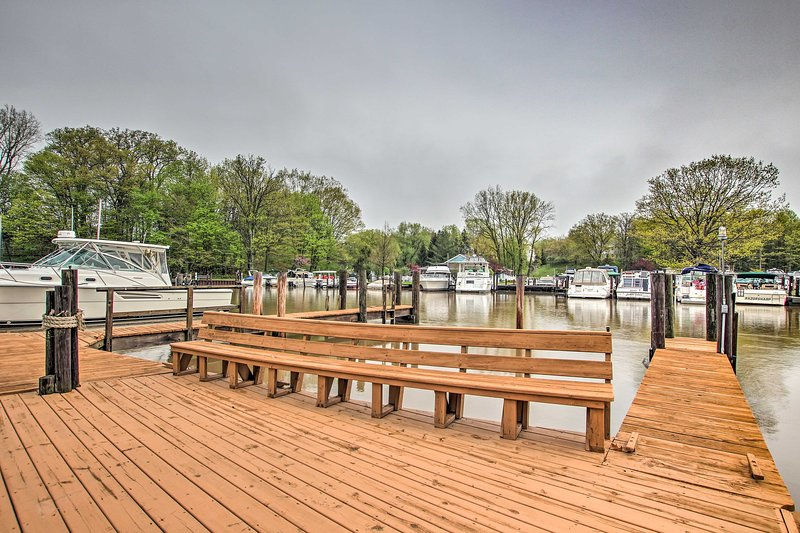 From Black River to Lake Michigan, South Haven is a waterfront wonderland!