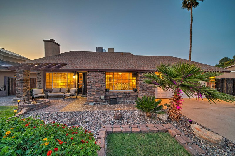 Your beautiful Phoenix home-away-from-home awaits!
