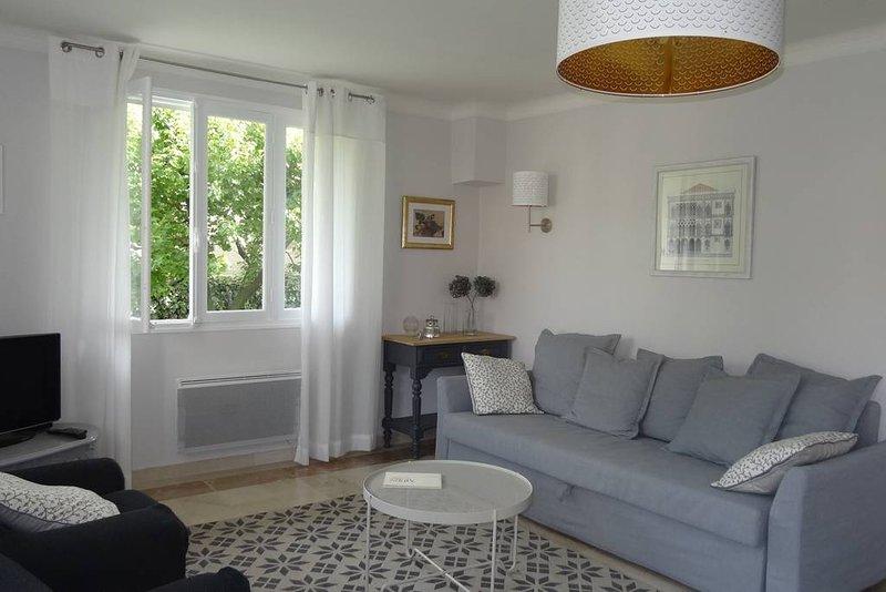 Appartement de charme en Drôme Provençale, vakantiewoning in Nyons