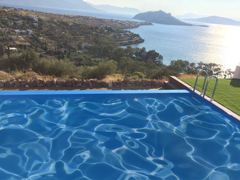 Aeginas Chromata Junior Villa, holiday rental in Aegina Town