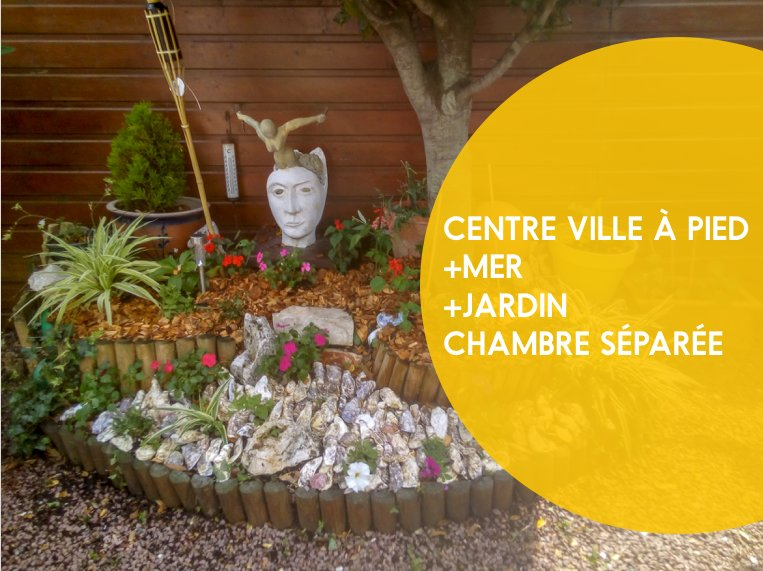 Maisonnette de centre ville, holiday rental in Jard-sur-Mer