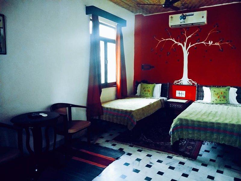 Rudraneel Villa - Deluxe Twin Room, holiday rental in Jodhpur