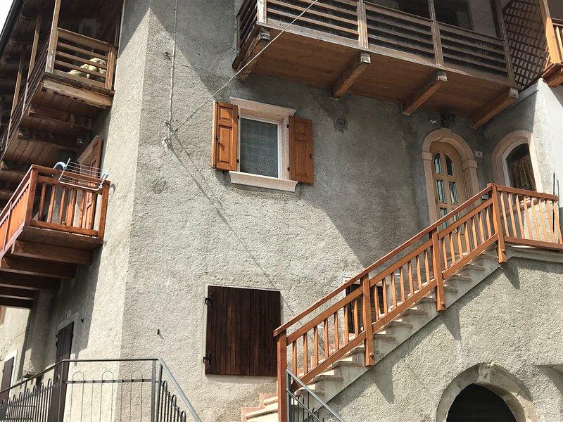 Appartamento/prenottamento, location de vacances à Lasino