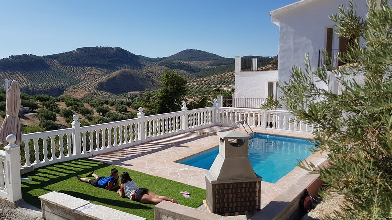 'Mansion Alba' viviendas turisticas de alojamiento rural, holiday rental in Martos