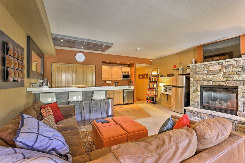 Elevate your next Keystone retreat from this vacation rental studio!