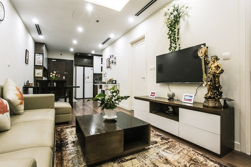 VipHome03#Class Apartment 2BR#Imperia Garden#Pool View#Tower, holiday rental in Ha Dong