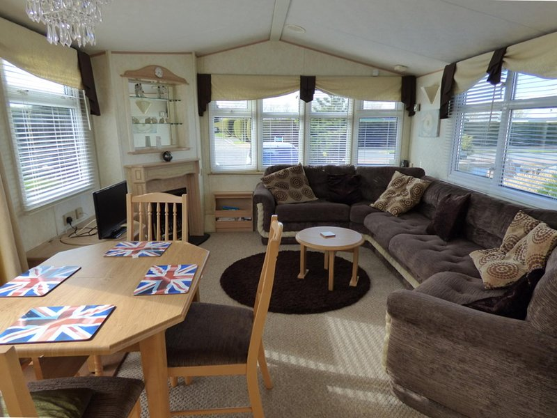Springs 24 at Southview Leisure Park, holiday rental in Friskney
