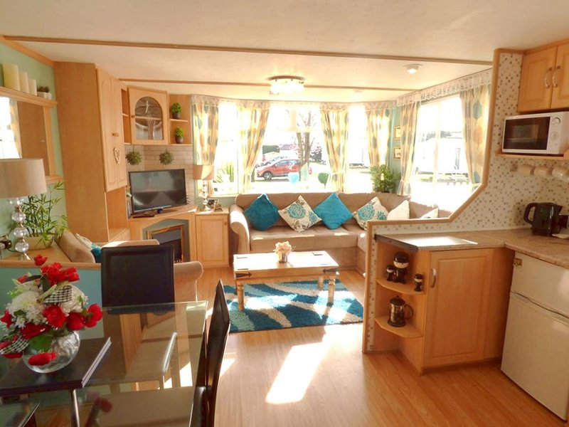 Maple Lake 157 at Southview Leisure Park, holiday rental in Friskney