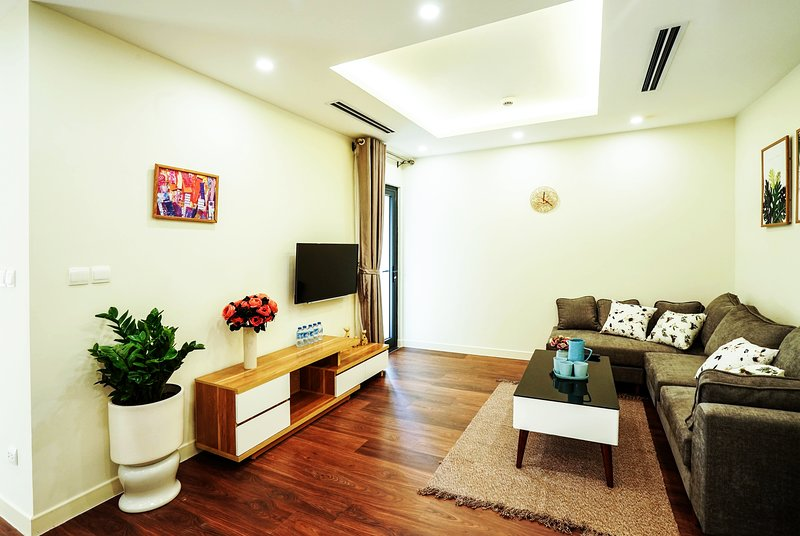 VipHome02#HaNoi 5★ Beautiful 2BR Apartment in Downtown★, holiday rental in Hanoi