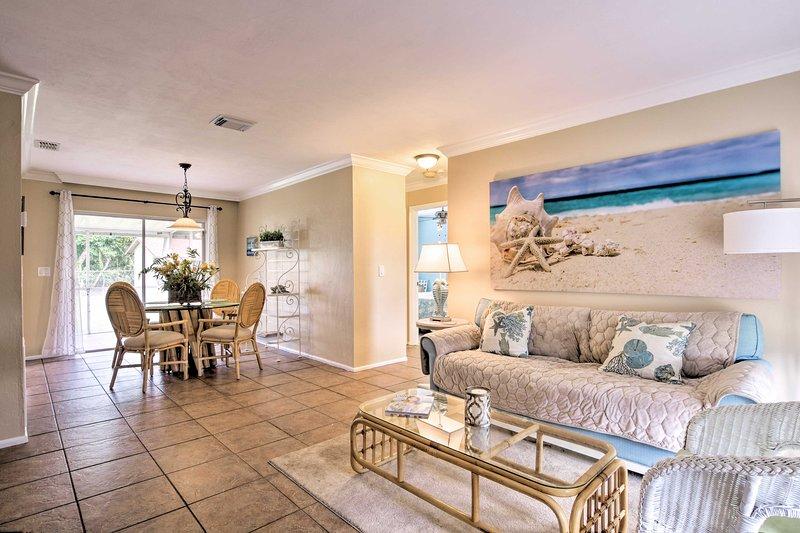 Escape to this charming Bonita Springs vacation rental house!
