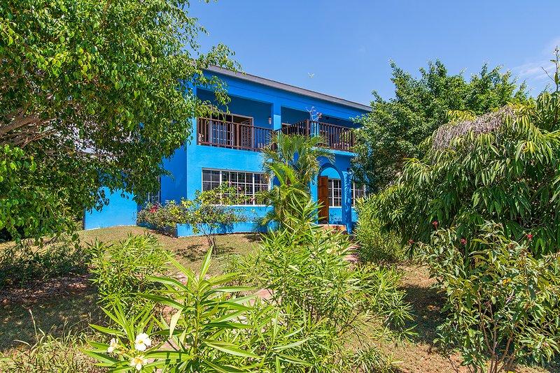 Private two bedroom villa